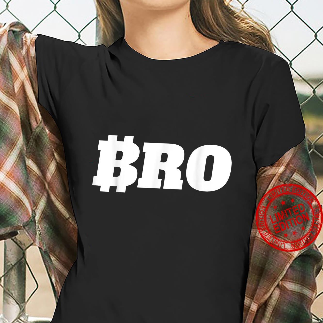 Bitcoin BTC Crypto Hodl Blockchain DeFi Bullrun Shirt ladies tee