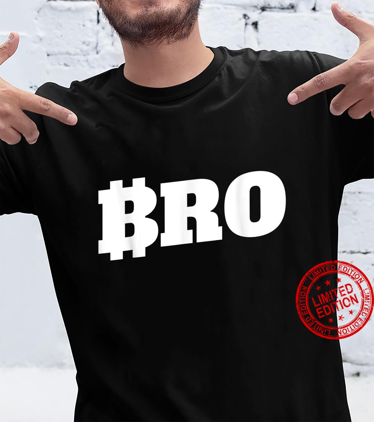 Bitcoin BTC Crypto Hodl Blockchain DeFi Bullrun Shirt