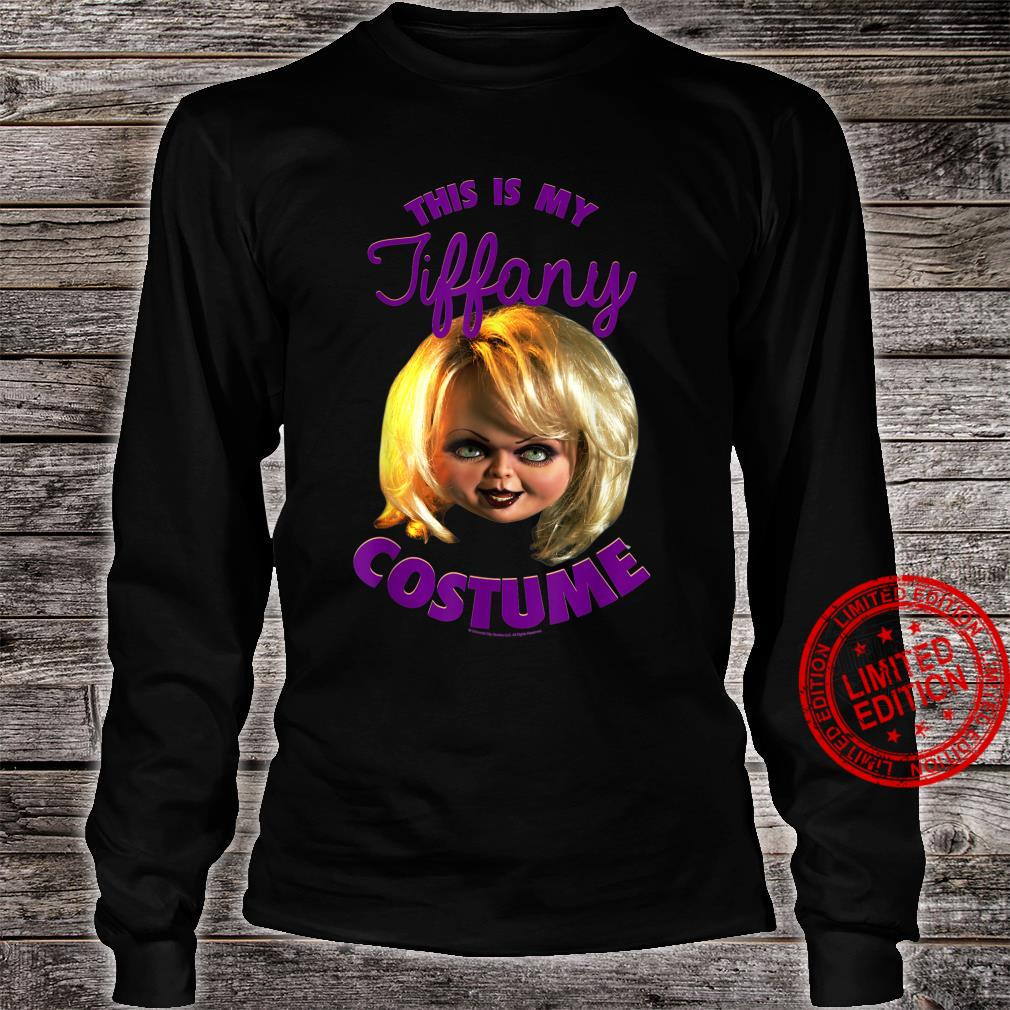 Child's Play This Is My Tiffany Costume Shirt long sleeved