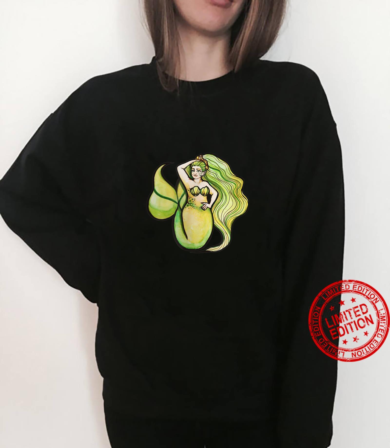 Cute Mermaid Art fun Shirt sweater