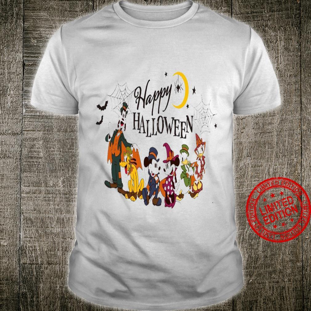 Disney Happy Halloween Shirt
