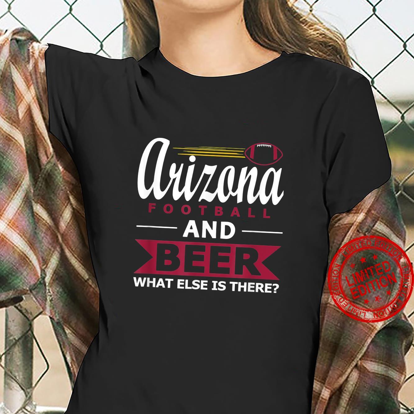 Funny Arizona Gridiron Fan Shirt ladies tee