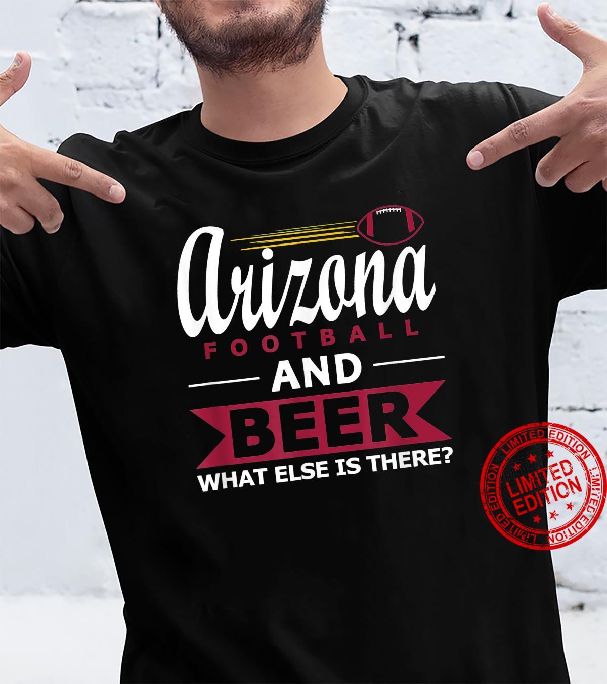 Funny Arizona Gridiron Fan Shirt