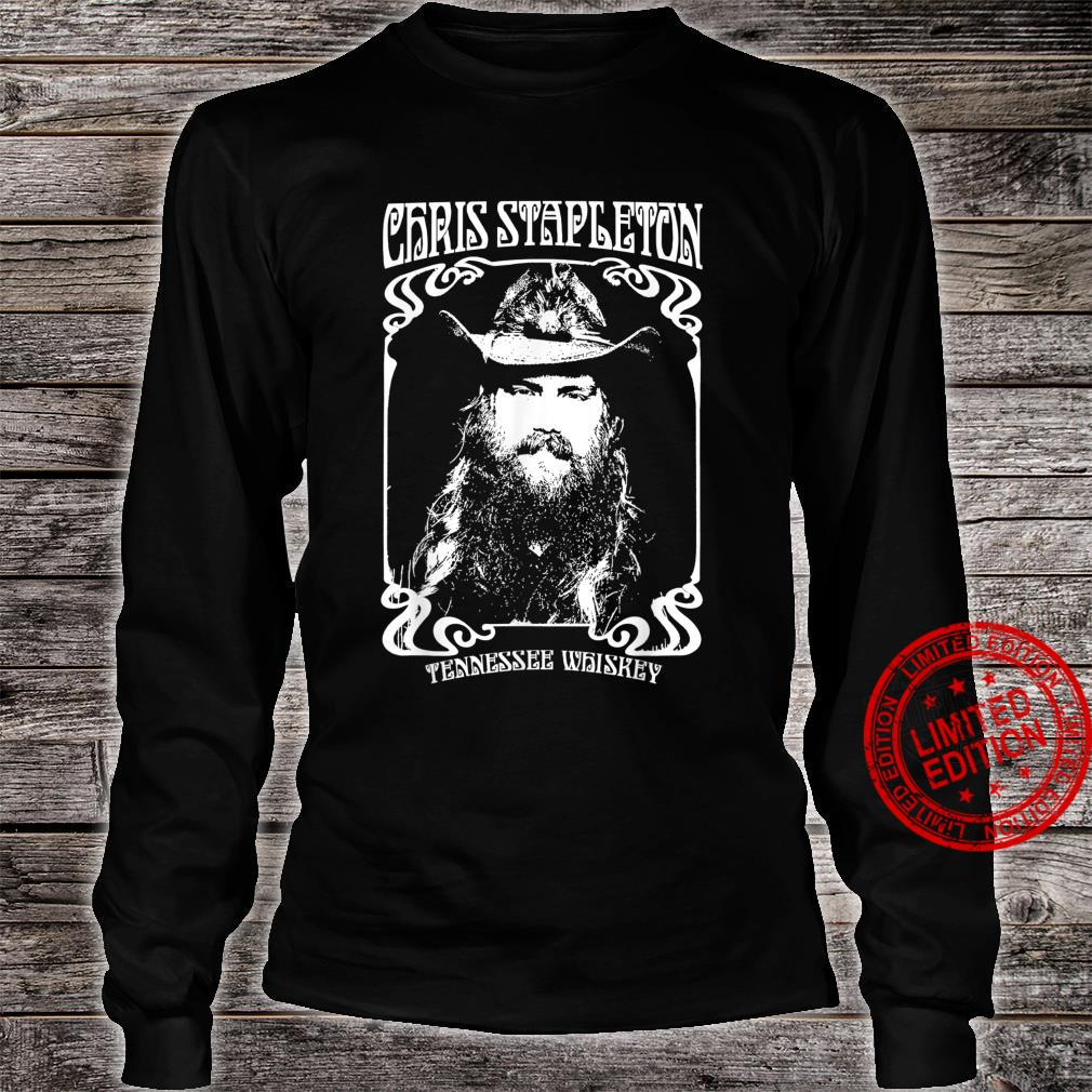 Funny Chriss Arts Stapletons Outlaws Music Essential Whiskey Shirt long sleeved