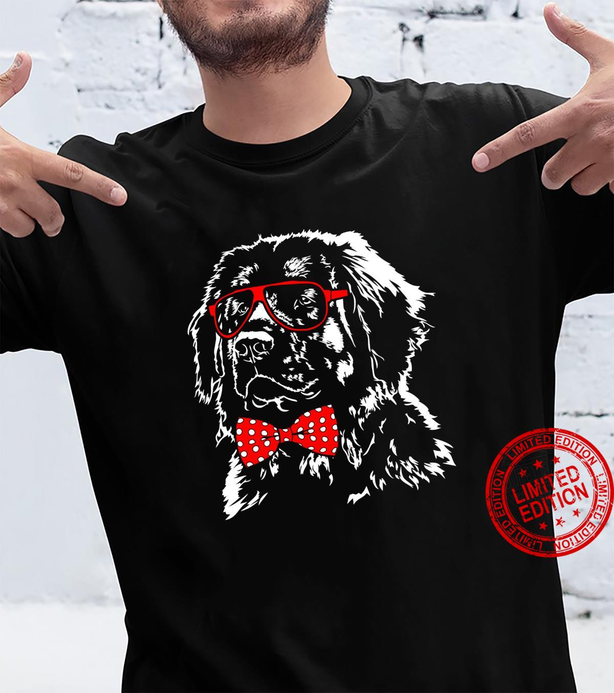 Funny Cute Leonberger mom dog Shirt