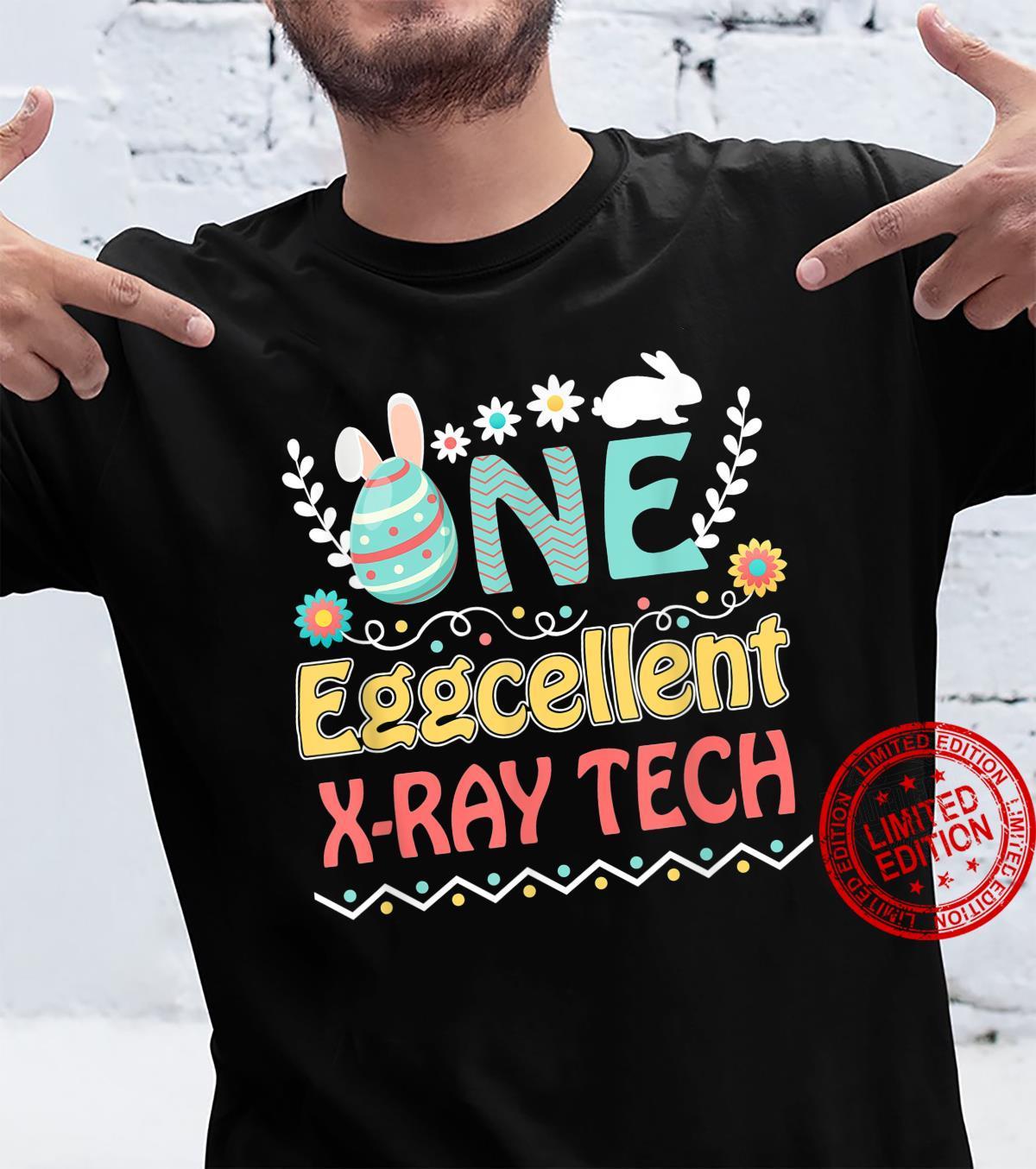 Funny Easter Day XRay Tech Design Technician Shirt