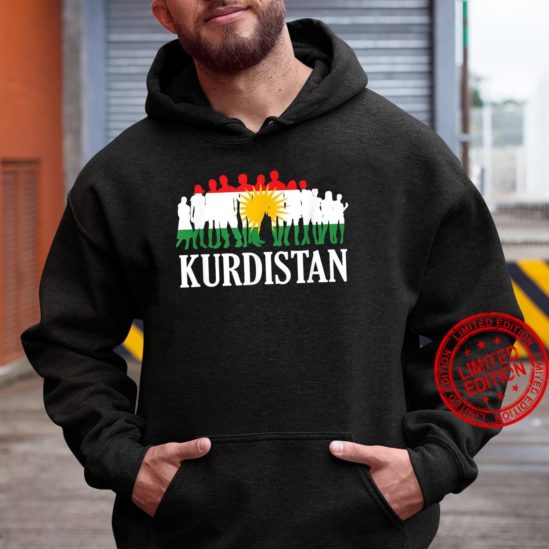 People Of Kurdistan, Kudish Flag, Kurdistan Flag, Kurdistan Shirt hoodie