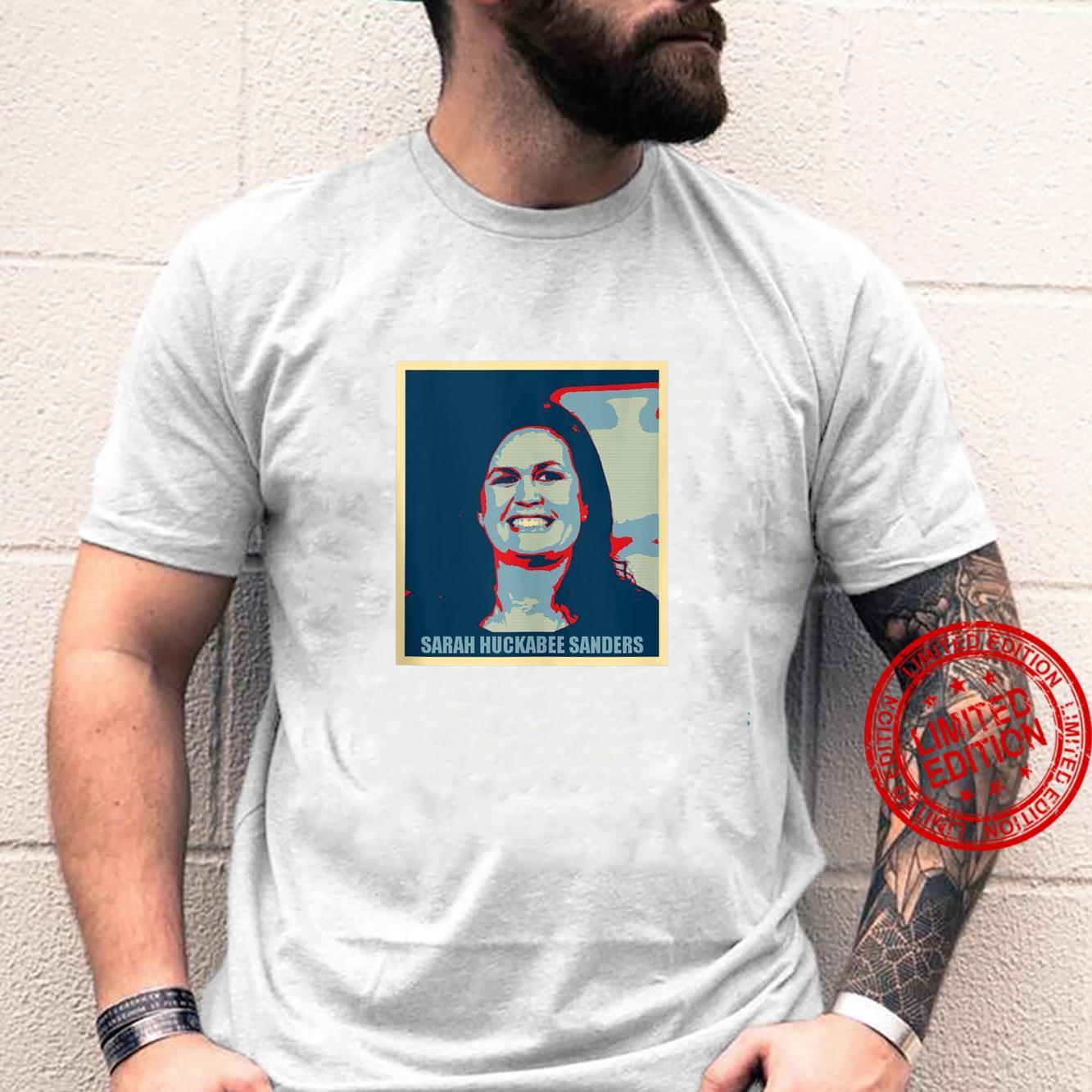 Sarah Huckabee Sanders For Governor Shirt