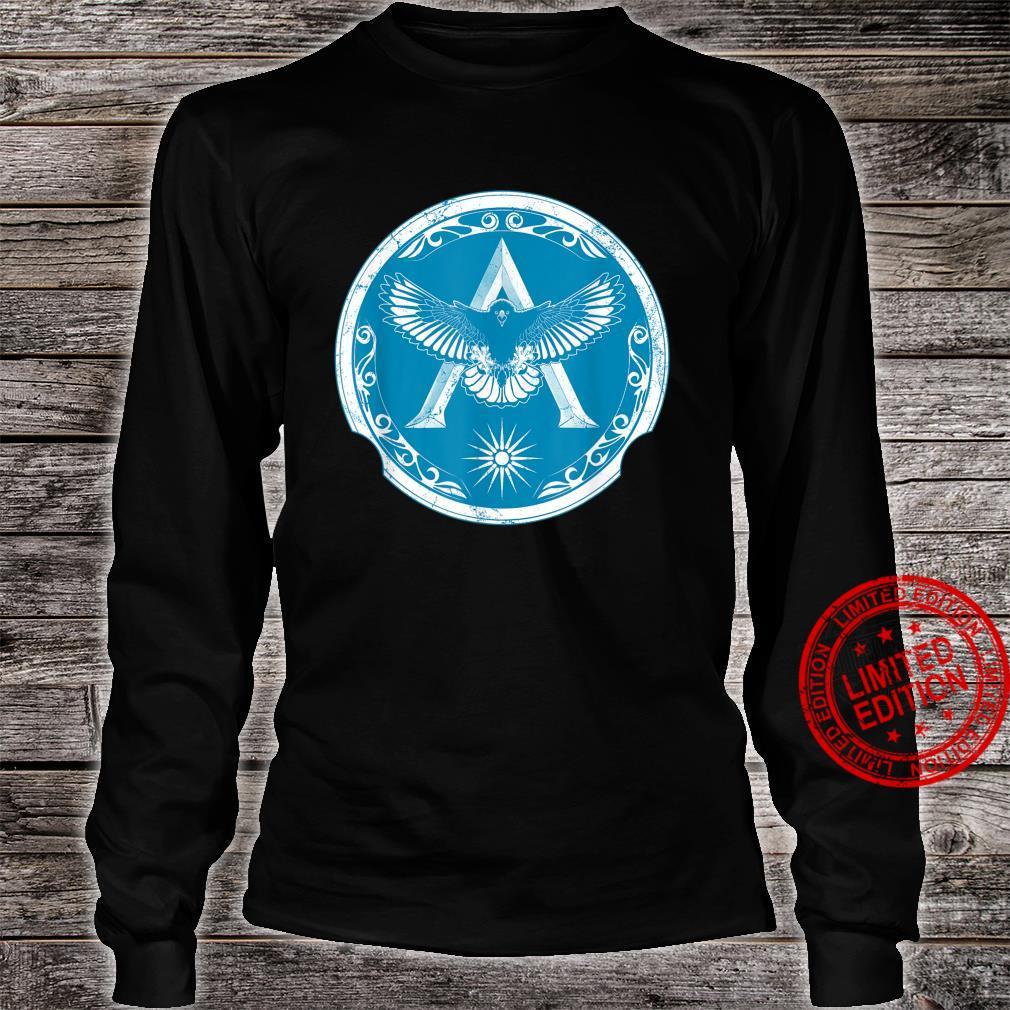 Spartan Eagle Symbol of Sparta Shirt long sleeved