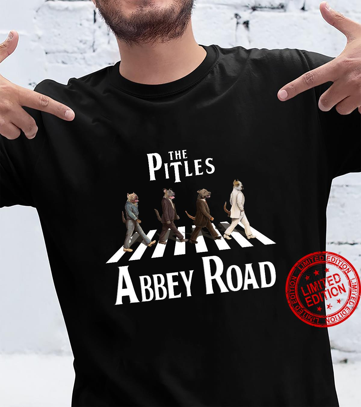 The Pitles Abbey Road shirt