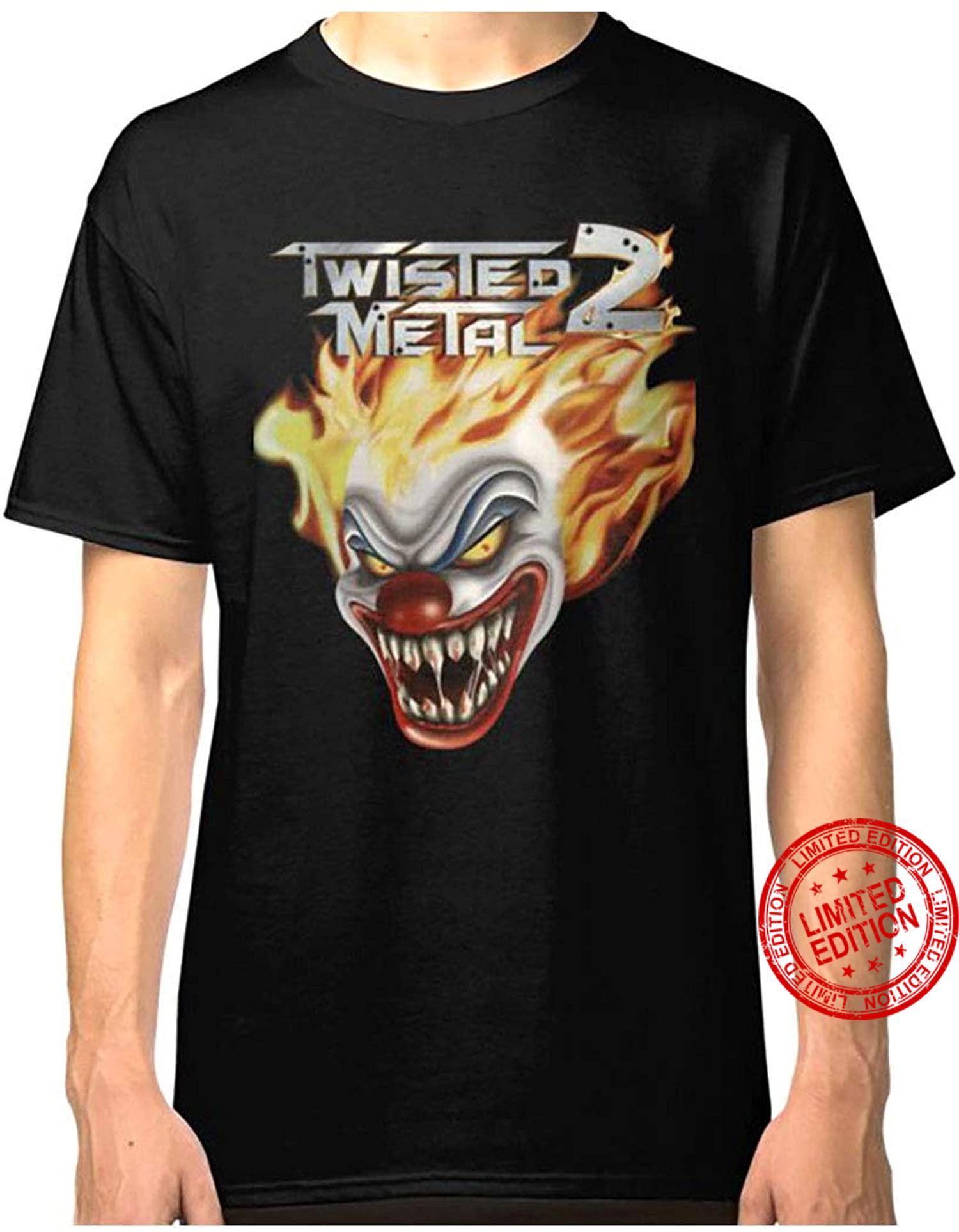 Twisted Metal 2 1996 Classic Shirt