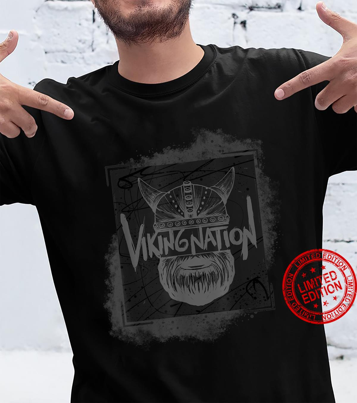 Viking Odin Norse Mythology Valhalla Shirt