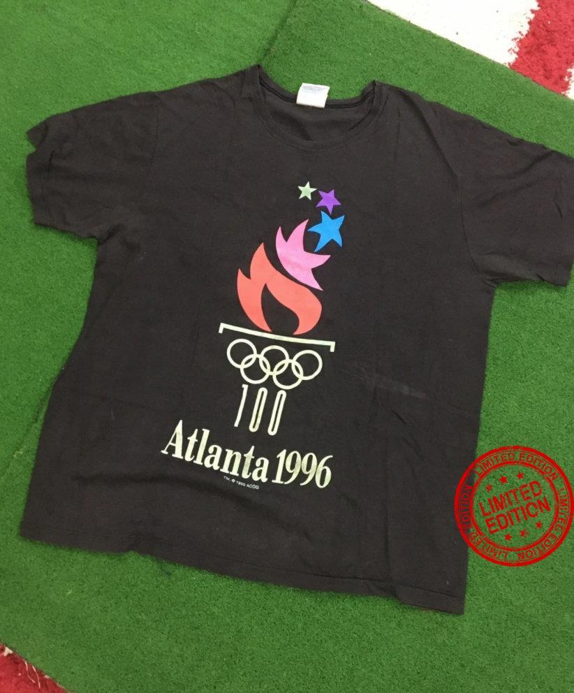 Vintage Atlantan 1996 Shirt