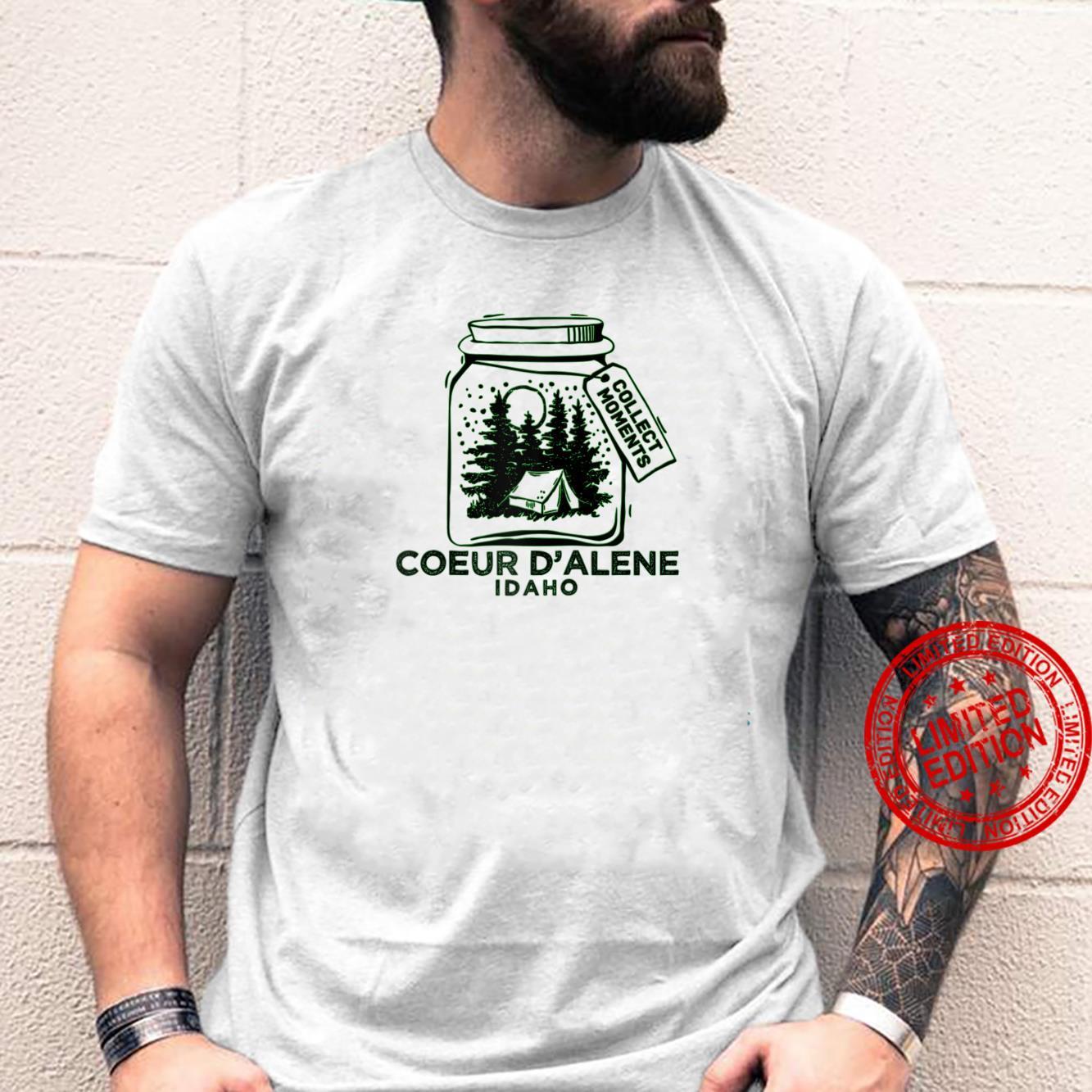 Vintage Coeur d'Alene, Idaho Souvenir Shirt