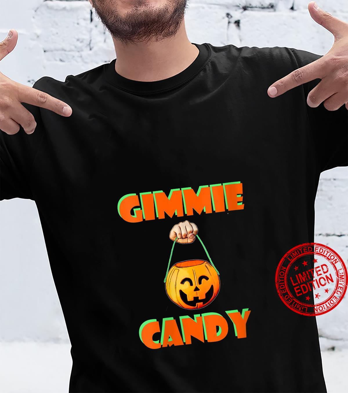 Womens Gimmie Candy Shirt