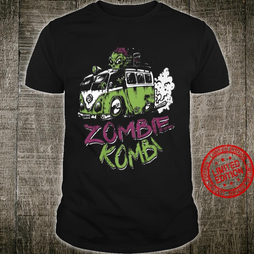 Zombie Kombi Shirt