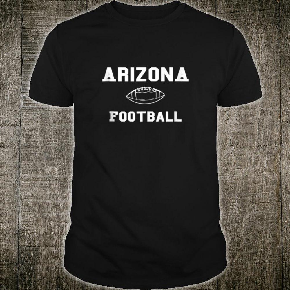 Arizona College High School Football Sports Shirt