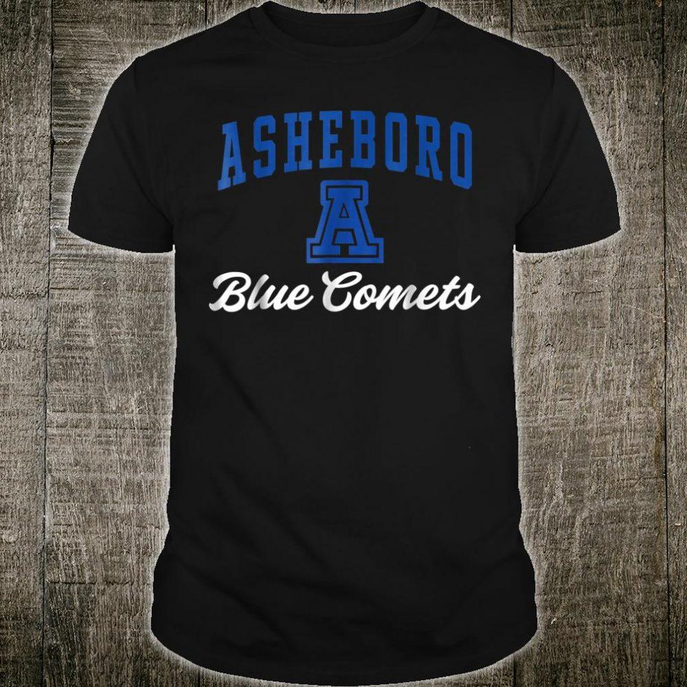 Asheboro High School Blue Comets Shirt C3 Shirt