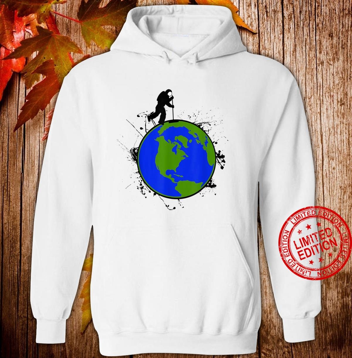 Astronaut Space Earth Day Stardust Sweeper Shirt hoodie