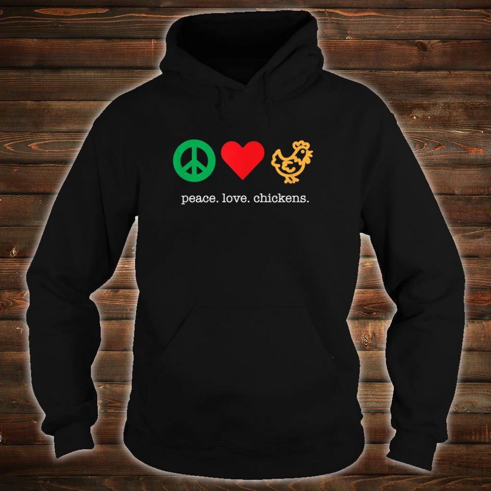 Awesome Chicken Shirt for Chicken Raisers Shirt hoodie
