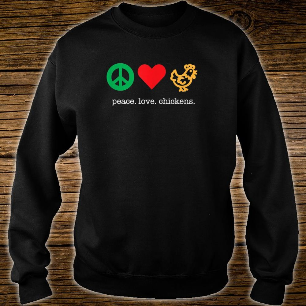 Awesome Chicken Shirt for Chicken Raisers Shirt sweater