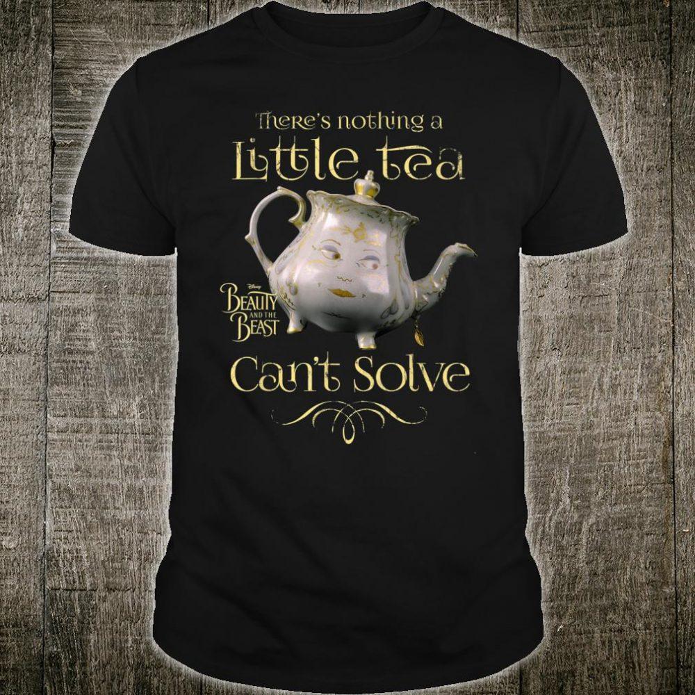 Disney Beauty & The Beast Mrs. Potts Tea Fix Shirt