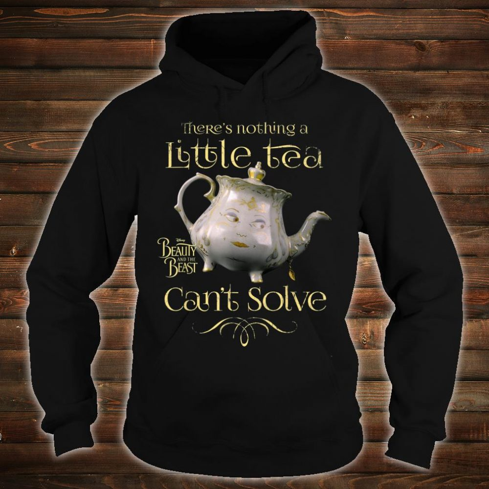 Disney Beauty & The Beast Mrs. Potts Tea Fix Shirt hoodie