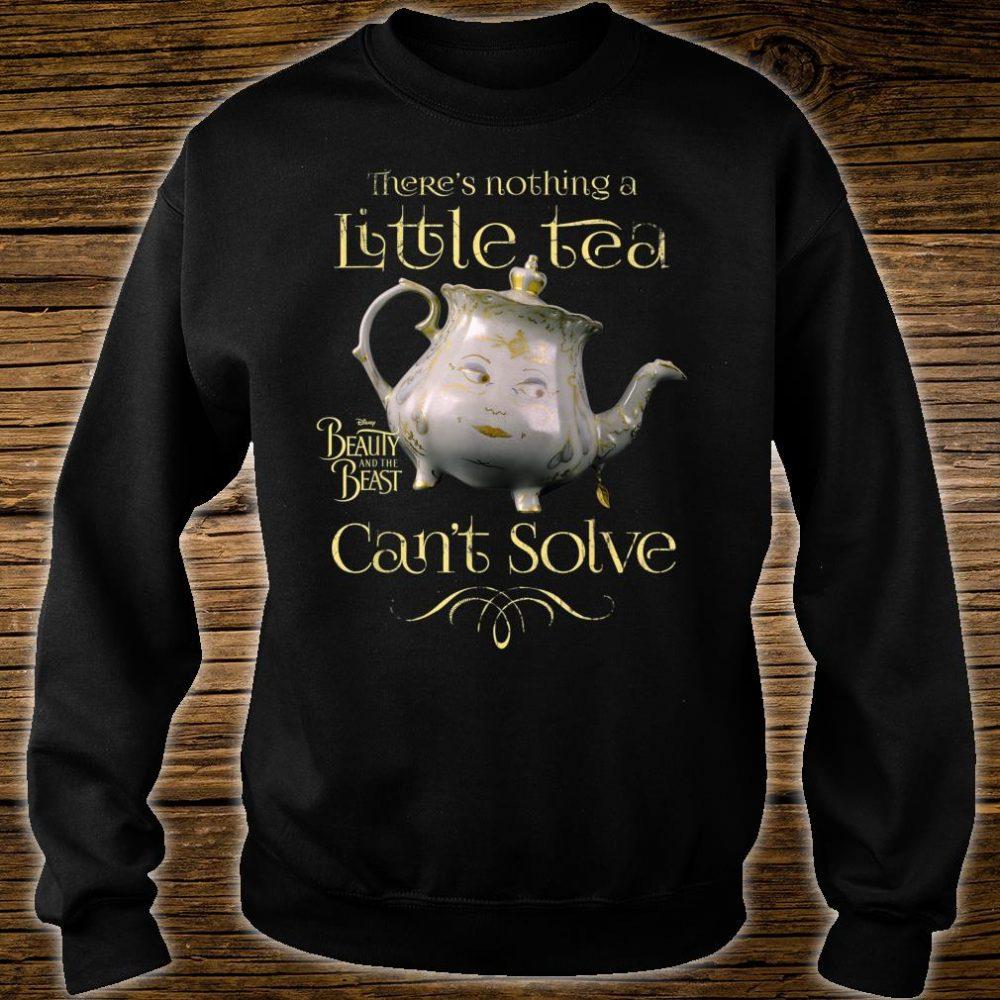 Disney Beauty & The Beast Mrs. Potts Tea Fix Shirt sweater