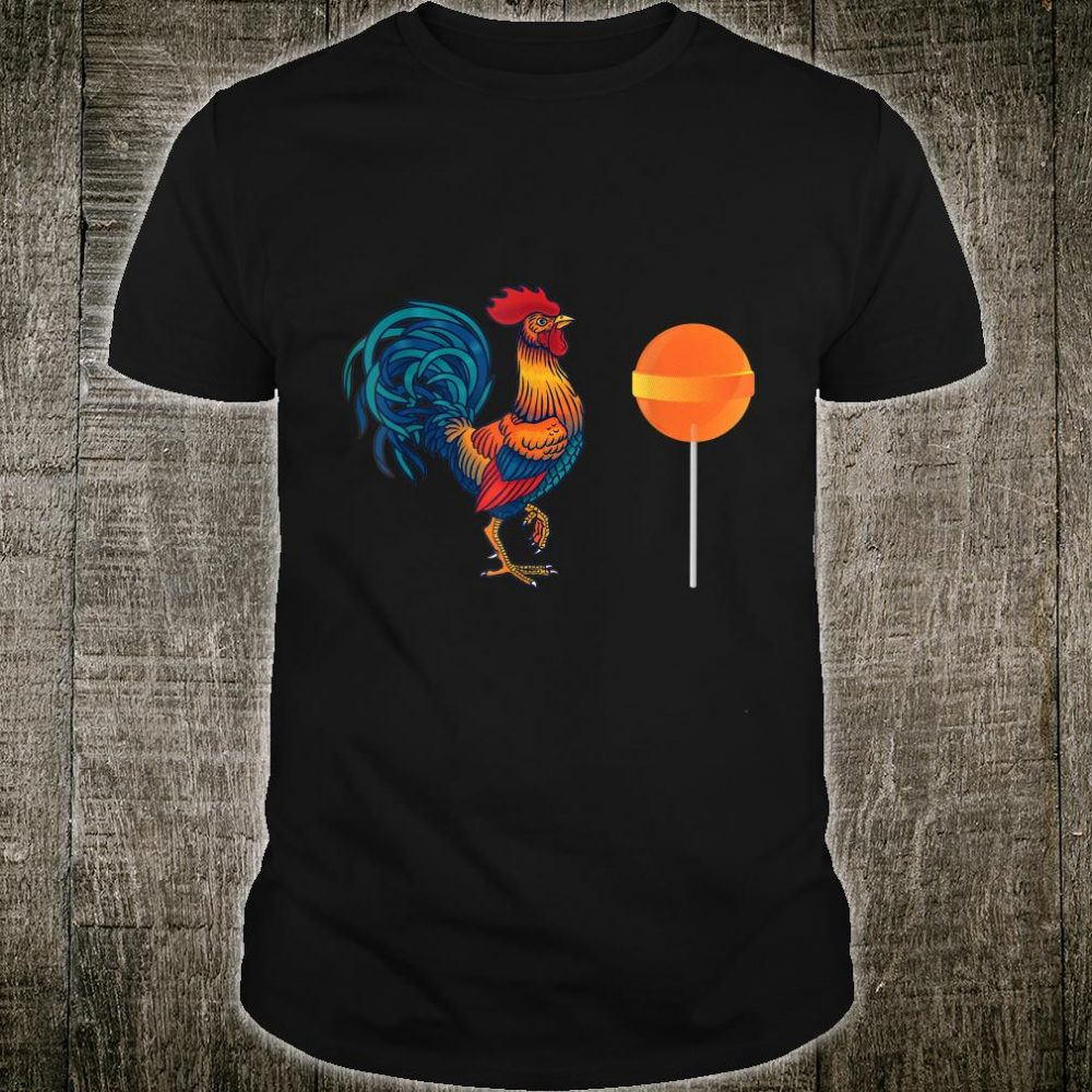 Don't Be A Sucker Fathers Day Cock Rooster Shirt