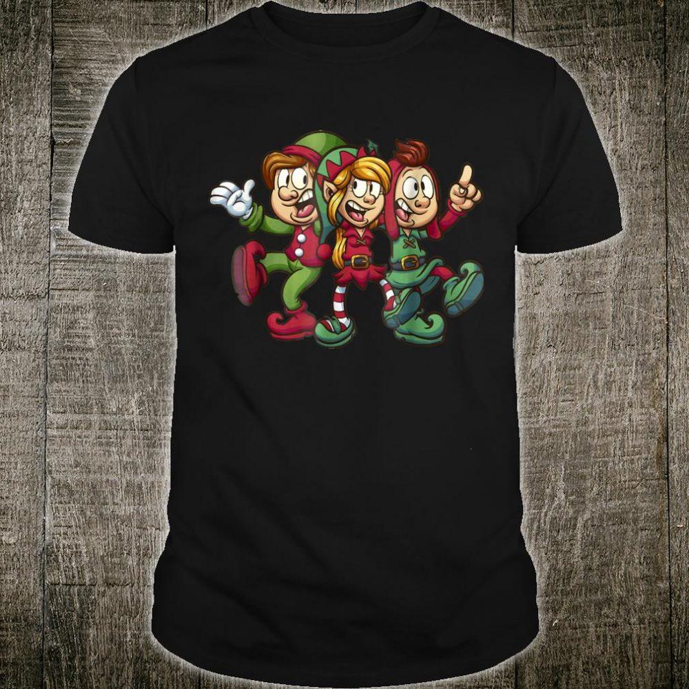 Elf Family Christmas, Cool Shirt