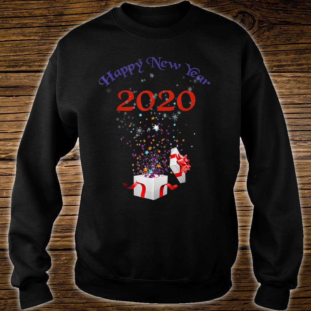 Happy New Year 2020 Funny.Funny 2020 Happy New Year Christmas Gift Cute Design Shirt