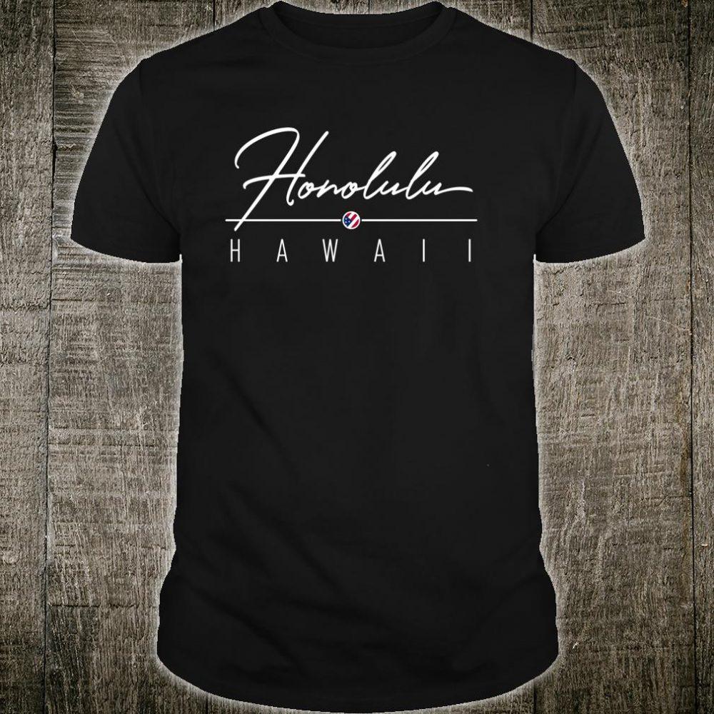 Honolulu HI Shirt