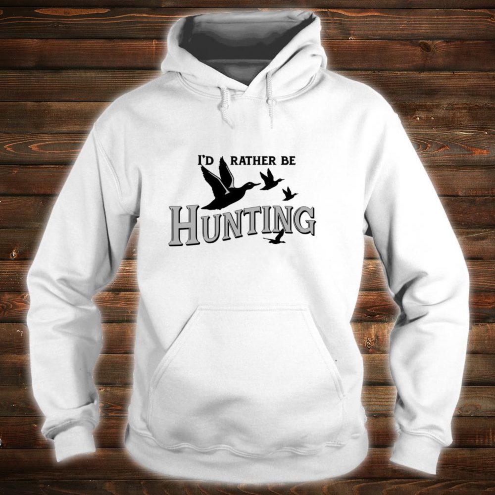 Id Rather Be WHISPERING Mens Pullover Hoodie Sweatshirt