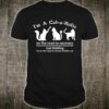 I'm A CataHolic On The Road To Recovery Justding Shirt