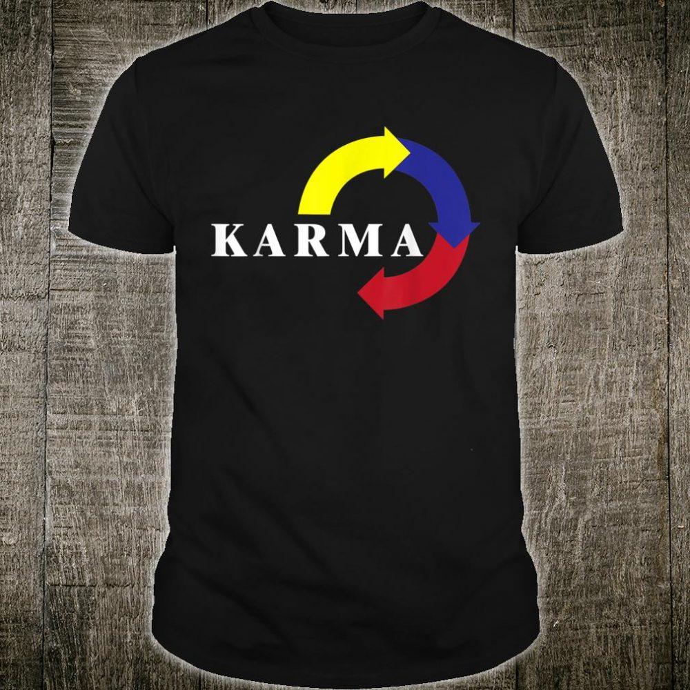 Karma USA Karma Shirt