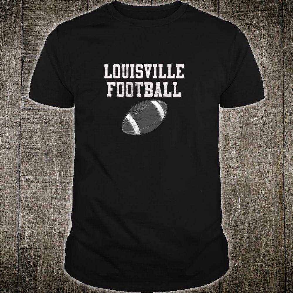 Louisville Football Shirt