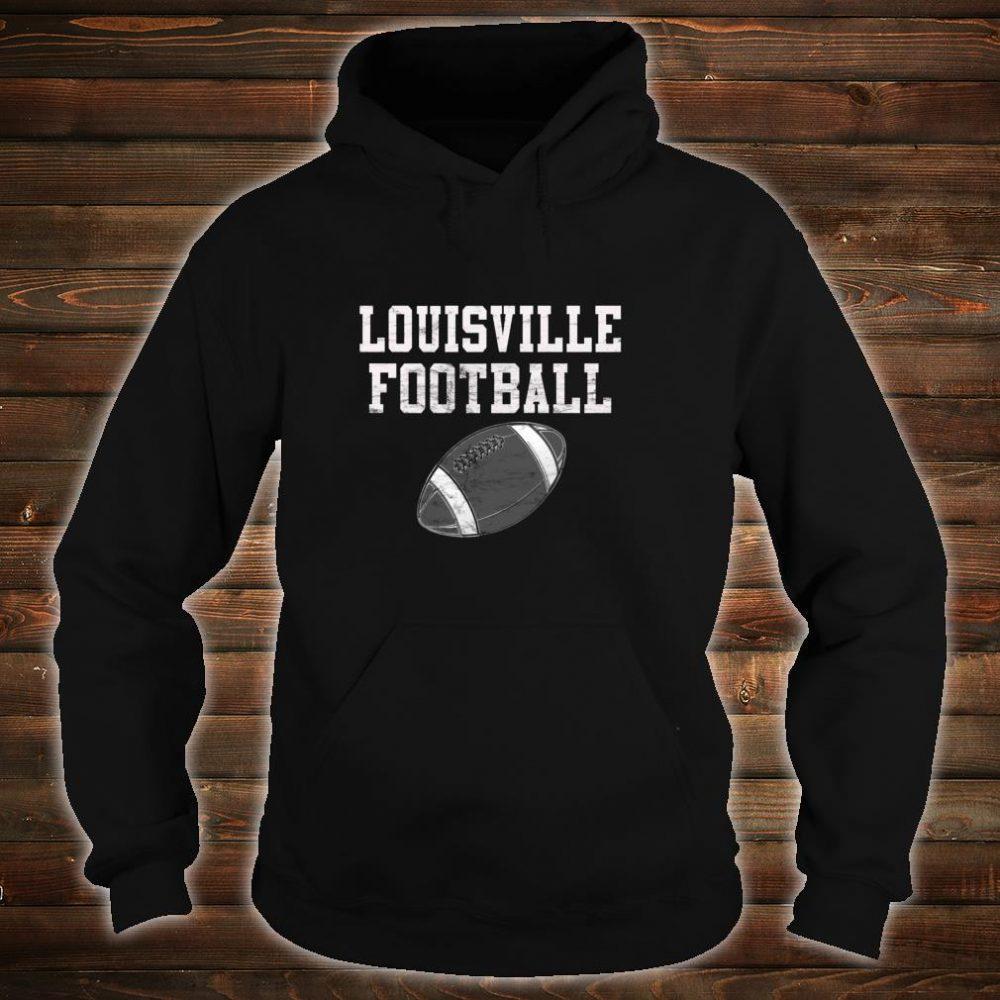 Louisville Football Shirt hoodie