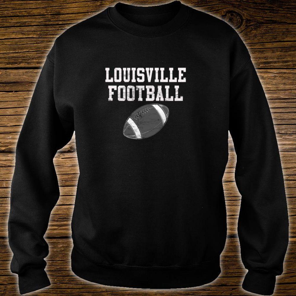Louisville Football Shirt sweater