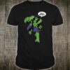Marvel Comics Hulk Smash Shirt