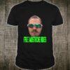 Mens Free Mustache Ride Shirt