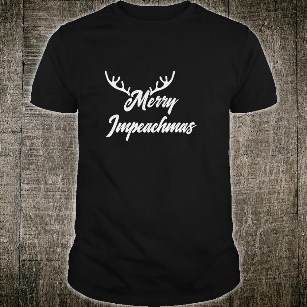 Merry Impeachmas, Christmas Shirt