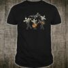 Mexican Mariachi Day of the Dead Skeleton Halloween Shirt