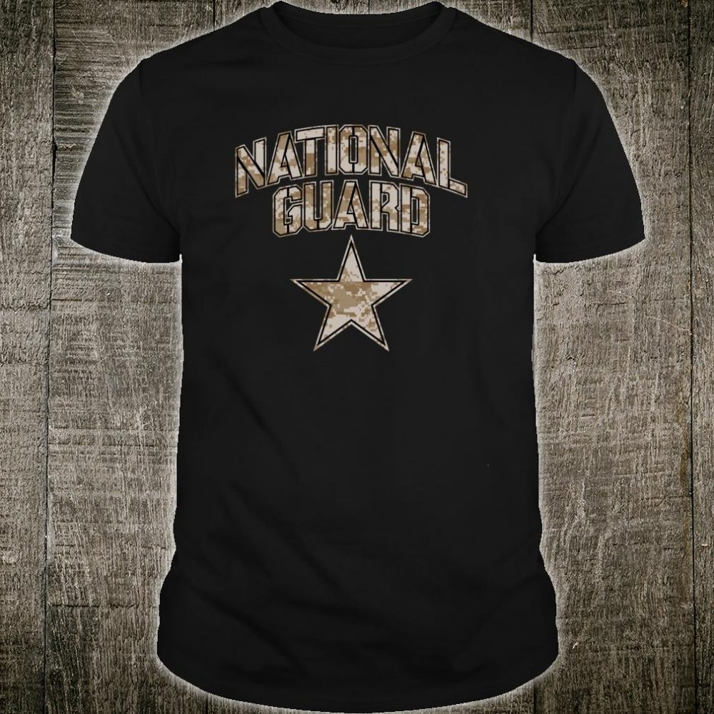 National Guard Shirt