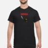 Ninja with Sword Shirt