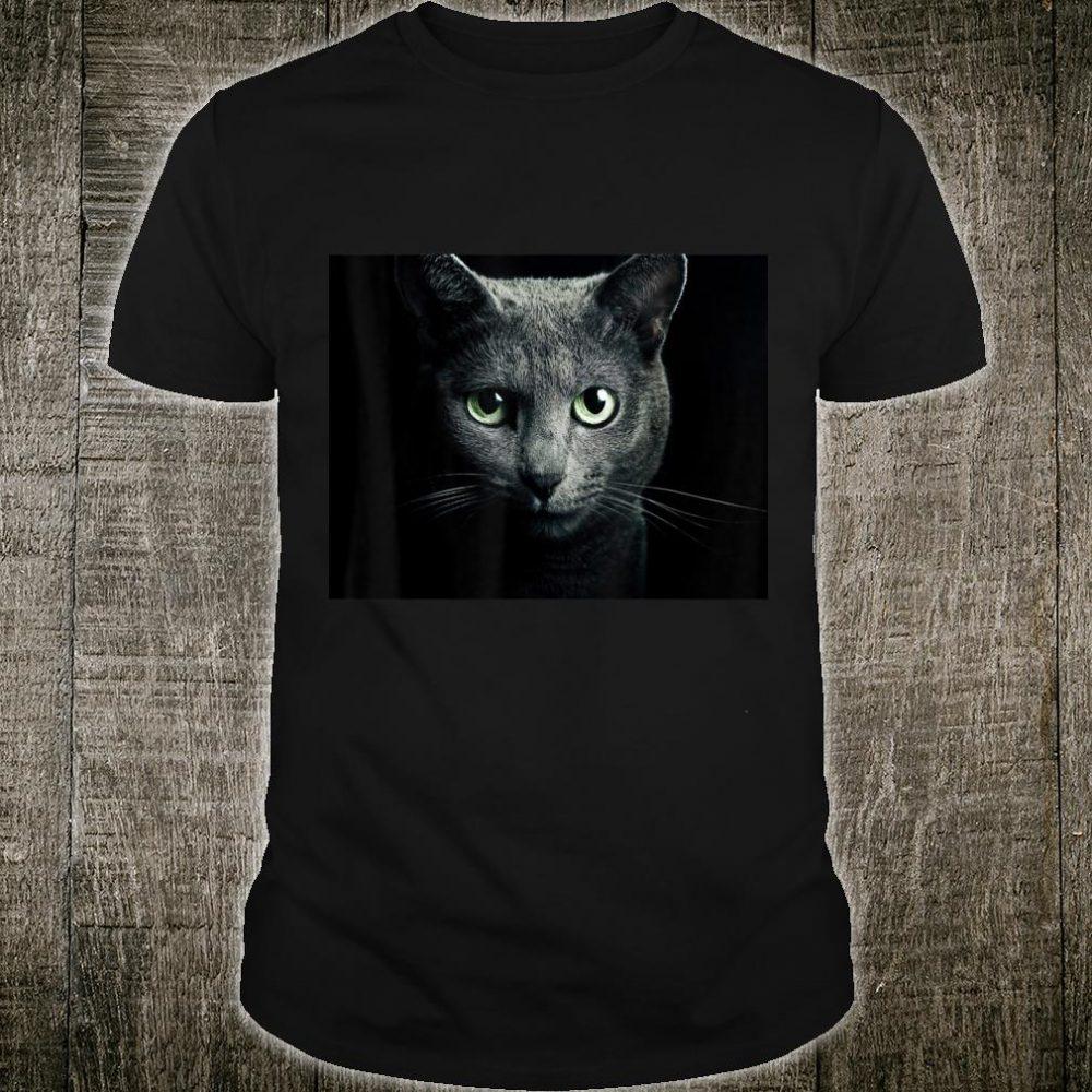 Russian Blue Cat Shirt