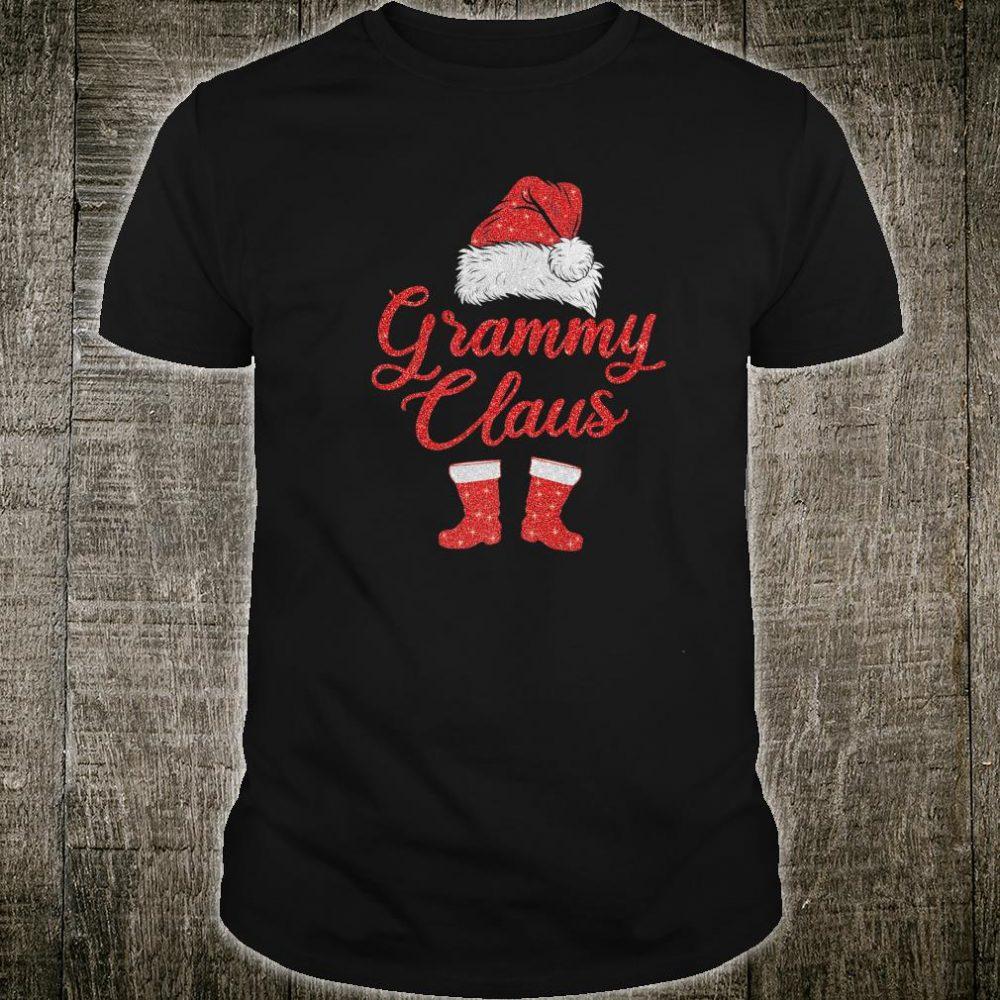 Santa Grammy Claus Merry Christmas Shirt