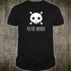 Skull Cute Emo Emocore, Hardcore Punk Music & Emo Shirt